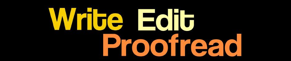 Editor proofreader